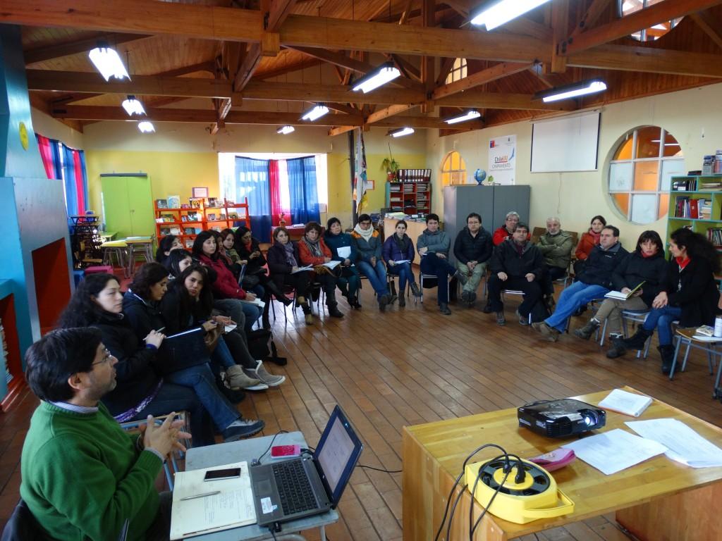 Foto: Dem Coyhaique, Dirección de Educación Municipal