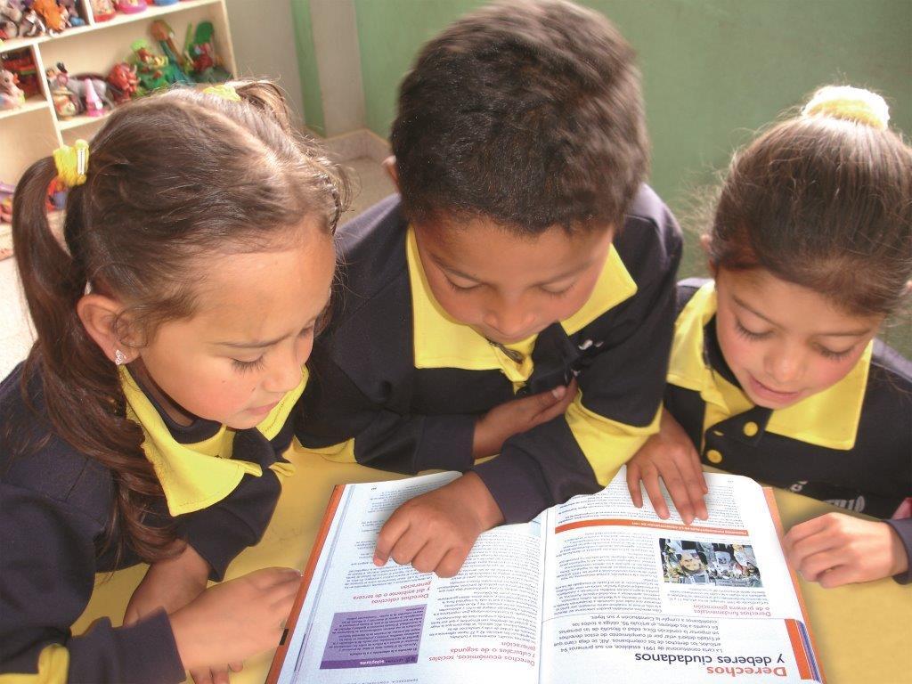 Foto: Fundación Escuela Nueva