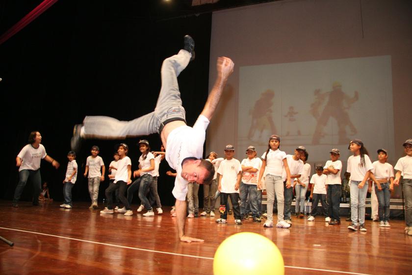 Foto: Centro de Referências em Educação Integral